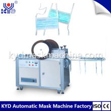 Medical face tie type mask welding machine
